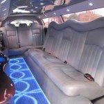 INSIDE 12 SEATS SUPER STRETCH CHRYSLER 300C