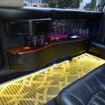 INSIDE 10 SEATS STRETCH CHRYSLER 300C